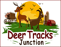 Deer Tracks Junction - Family Farm Tours, Farm Education, Wildlife Education, and Family Entertainment